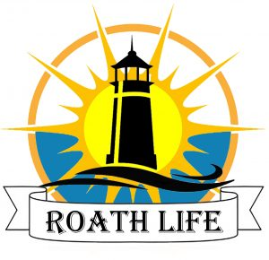 Official Roath Life Logo